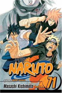 Naruto Graphic Novel Vol. 71