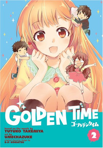 Golden Time Graphic Novel 02