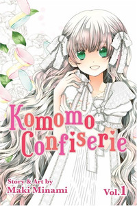 Komomo Confiserie Graphic Novel 01