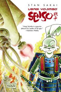 Usagi Yojimbo: Senso (Hardcover)