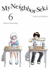 My Neighbor Seki Graphic Novel 06