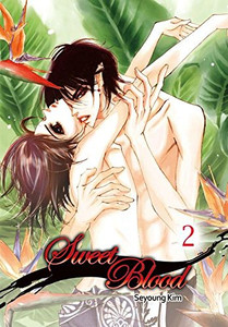 Sweet Blood Graphic Novel 02