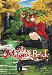 The Ancient Magus' Bride Graphic Novel 03