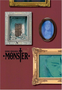 Monster (Naoki Urasawa) Perfect Edition Vol. 07