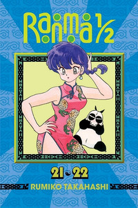 Ranma 1/2 Omnibus Graphic Novel Vol. 11