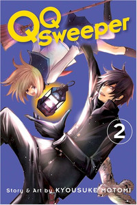 QQ Sweeper Graphic Novel Vol. 02
