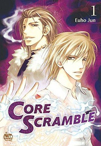 Core Scramble Graphic Novel 01
