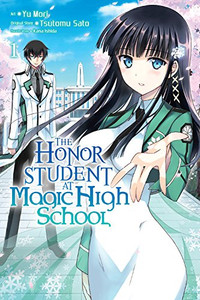Honor Student at Magic High School Graphic Novel 01
