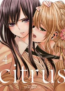Citrus Graphic Novel 04