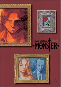 Monster (Naoki Urasawa) Perfect Edition Vol. 06