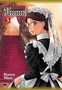 Emma Omnibus Graphic Novel 03 (HC)