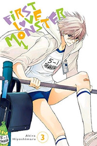 First Love Monster Graphic Novel 03
