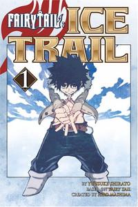 Fairy Tail Ice Trai Graphic Novel 01