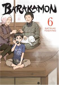 Barakamon Graphic Novel 06