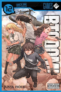 Btooom! Graphic Novel 12