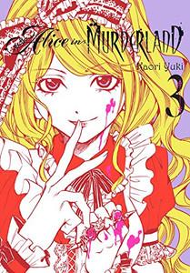 Alice in Murderland Graphic Novel 03 (HC)