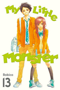 My Little Monster Graphic Novel 13