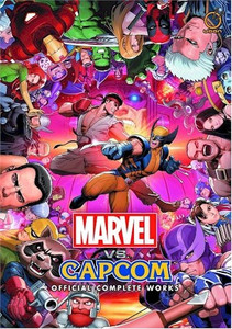 Capcom Fighting Tribute Art Book (HC)