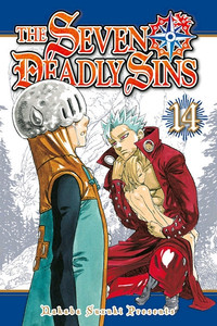 Seven Deadly Sins Graphic Novel Vol. 14