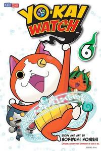 Yo-kai Watch Graphic Novel Vol. 06