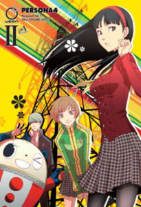 Persona 4 Graphic Novel 02