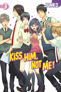 Kiss Him, Not Me Graphic Novel 03