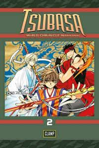 Tsubasa: WoRLD CHRoNiCLE Graphic Novel 02