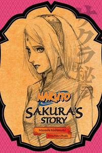 Naruto Novel Sakura's Story
