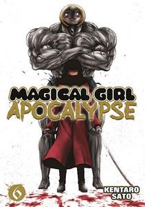 Magical Girl Apocalypse Graphic Novel 06