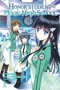 Honor Student at Magic High School Graphic Novel 02