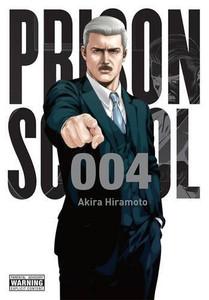 Prison School Graphic Novel 04
