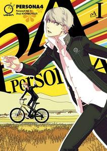 Persona 4 Graphic Novel 01