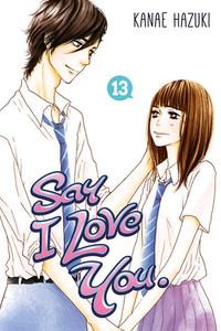 Say I Love You Graphic Novel Vol. 13