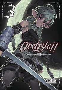 Ubel Blatt Graphic Novel Vol. 03