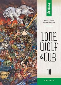 Lone Wolf & Cub Omnibus Vol. 10