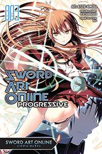 Sword Art Online: Progressive Graphic Novel 03