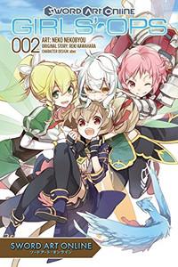 Sword Art Online: Girls' Ops Graphic Novel 02
