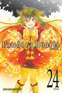 Pandora Hearts Graphic Novel 24