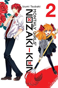 Monthly Girls' Nozaki-kun Graphic Novel 02