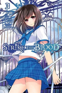 Strike the Blood Graphic Novel 03