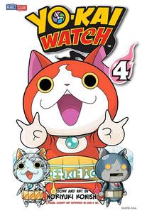 Yo-kai Watch Graphic Novel Vol. 04