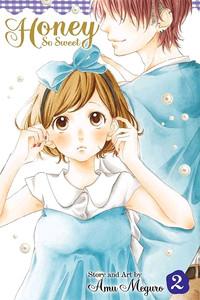 Honey So Sweet Graphic Novel Vol. 02
