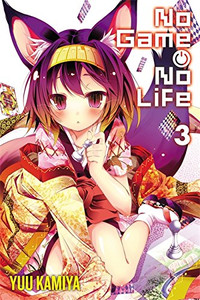 No Game No Life Novel 03