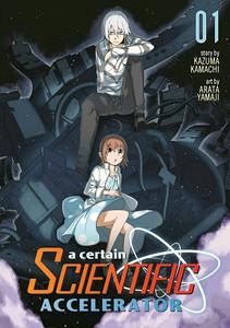 A Certain Scientific Accelerator Graphic Novel 01