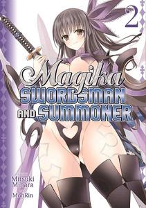 Magika Swordsman and Summoner Graphic Novel Vol. 02