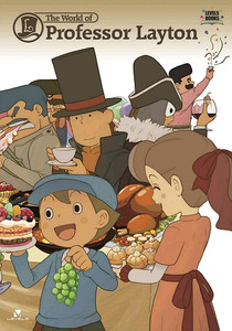 The World of Professor Layton Artbook
