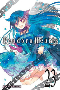 Pandora Hearts Graphic Novel 23