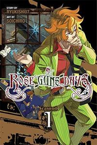 Rose Guns Days Season 1 Manga 01