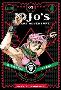 JoJo's Bizarre Adventure Part 2 Battle Tendency 03