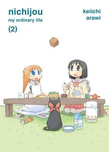 Nichijou Graphic Novel 02